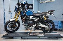 Motorrad kaufen Occasion TRIUMPH Scrambler 1200 XE (retro)