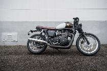 Töff kaufen TRIUMPH Bonneville 900 M91 final edition Retro