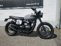 Buy a bike TRIUMPH Bonneville T120 1200 Black ABS Steve McQueen Retro