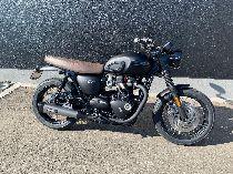 Motorrad kaufen Vorjahresmodell TRIUMPH Bonneville T120 1200 (retro)