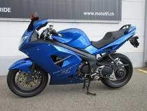 Motorrad kaufen Occasion TRIUMPH Sprint 1050 ST (touring)