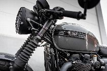 Motorrad kaufen Occasion TRIUMPH Bonneville T120 1200 ABS (retro)