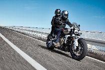 Motorrad Mieten & Roller Mieten TRIUMPH Rocket 3 GT (Custom)