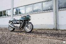 Töff kaufen TRIUMPH Thruxton 1200 R ABS M91 Racing Spezial Retro