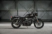 Motorrad Mieten & Roller Mieten TRIUMPH Bonneville T120 1200 (Retro)