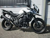 Motorrad kaufen Occasion TRIUMPH Tiger Explorer 1200 XC ABS (enduro)