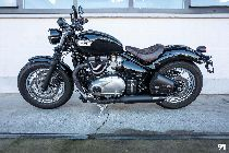 Motorrad kaufen Occasion TRIUMPH Bonneville 1200 Speedmaster (retro)