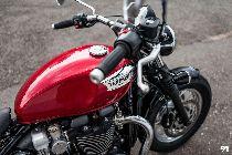 Töff kaufen TRIUMPH Bonneville 1200 Speedmaster Retro