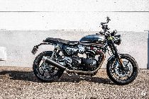 Motorrad kaufen Vorführmodell TRIUMPH Speed Twin 1200 (retro)