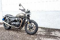 Motorrad kaufen Vorführmodell TRIUMPH Street Twin 900 (retro)