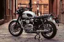Motorrad kaufen Neufahrzeug TRIUMPH Bonneville T120 1200 (retro)
