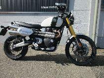 Acheter une moto Démonstration TRIUMPH Scrambler 1200 XE (retro)