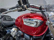 Töff kaufen TRIUMPH Bonneville 1200 Speedmaster mit Highway Kit Retro