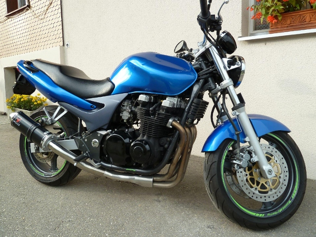 Motorrad kaufen KAWASAKI ZR-7 Occasion