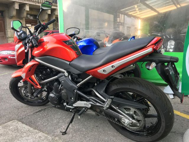 Motorrad kaufen KAWASAKI ER-6n ABS Kundenfahrzeug Occasion