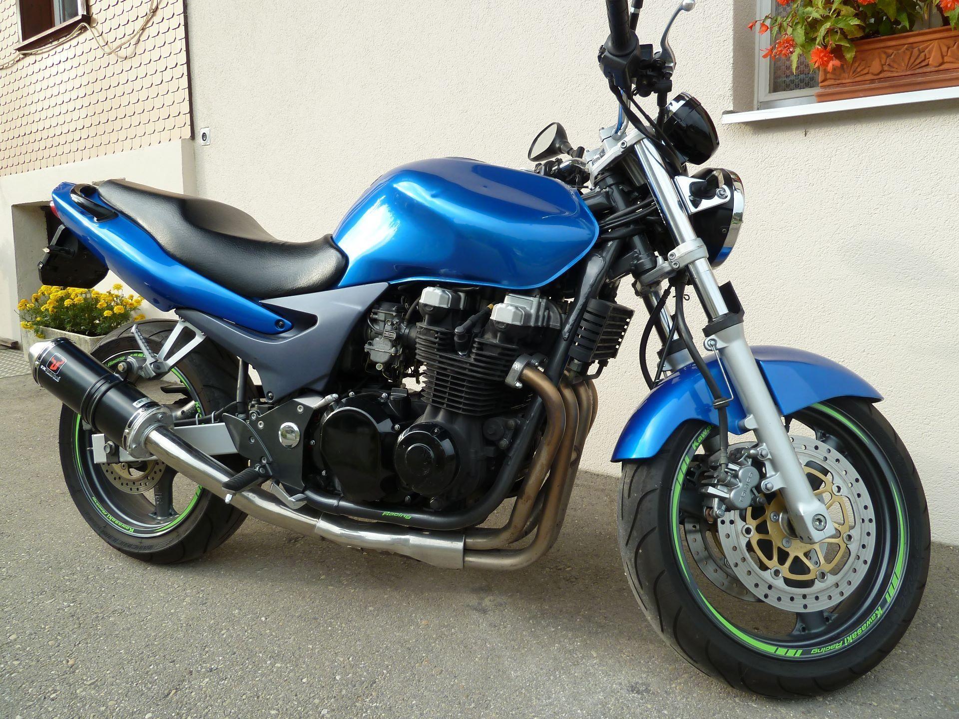 Motorrad Occasion kaufen KAWASAKI ZR-7 Brechbühl Kawasaki
