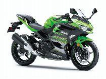Acheter moto KAWASAKI Ninja 400 KRT Sport