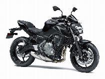 Motorrad kaufen Vorjahresmodell KAWASAKI Z 650 (naked)