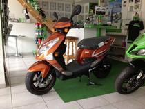 Acheter une moto Modèle de l´année passée PGO T-Rex 125 (scooter)