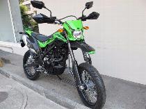 Töff kaufen KAWASAKI D-Tracker 150 Super Moto Supermoto