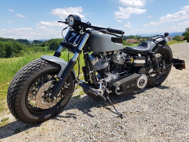 Motorrad kaufen HARLEY-DAVIDSON FLH 1200 Spezial Oldtimer