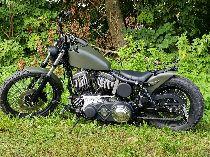 Motorrad kaufen Oldtimer HARLEY-DAVIDSON FLH 1200