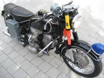 Motorrad kaufen Oldtimer BMW R60 Polizei