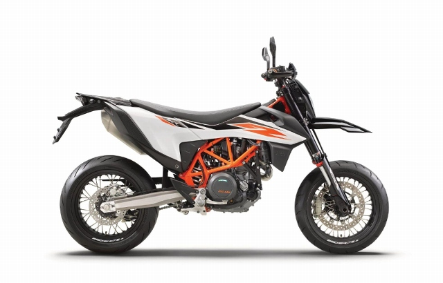 Acheter une moto KTM 690 SMC R Supermoto Démonstration