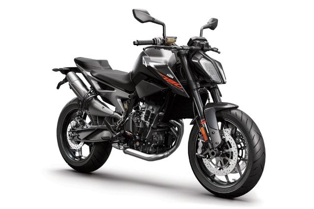 Acheter une moto KTM 790 Duke Démonstration