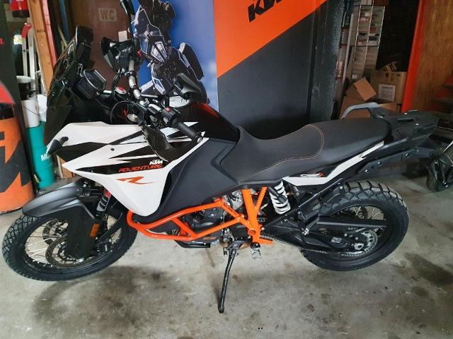 Motorrad kaufen KTM 1090 Adventure R Occasion
