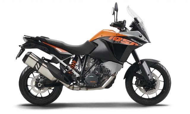 Motorrad kaufen KTM 1050 Adventure ABS Vorführmodell