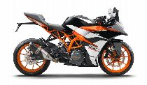 Acheter moto KTM 390 RC Supersport 2018 Sport
