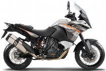 Acheter une moto Démonstration KTM 1190 Adventure ABS (enduro)