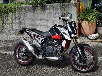 Motorrad kaufen Occasion KTM 690 Duke ABS (naked)