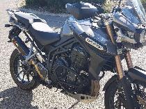 Motorrad kaufen Occasion TRIUMPH Tiger 1200 Explorer ABS (enduro)