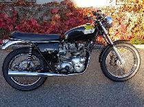 Motorrad kaufen Oldtimer TRIUMPH T 150 V (touring)