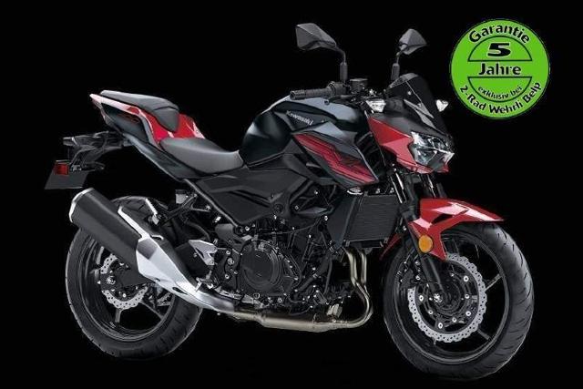 Motorrad kaufen KAWASAKI Z 400 Mod. 2019 Neufahrzeug