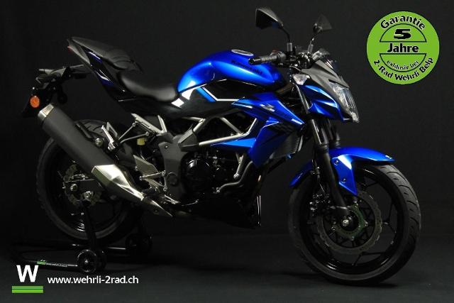 Acheter une moto KAWASAKI Z 125 neuve