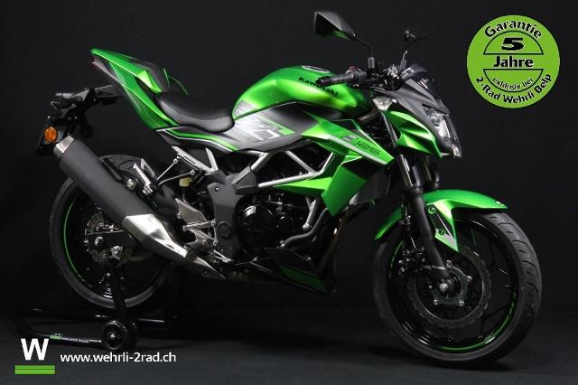Acheter une moto KAWASAKI Z 125 SE neuve