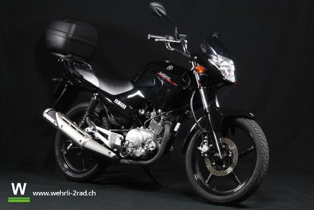 Motorrad kaufen YAMAHA YBR 125 Occasion
