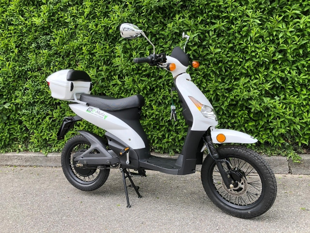 Motorrad kaufen HAOLING Yuyan Mini SWIFT Neufahrzeug