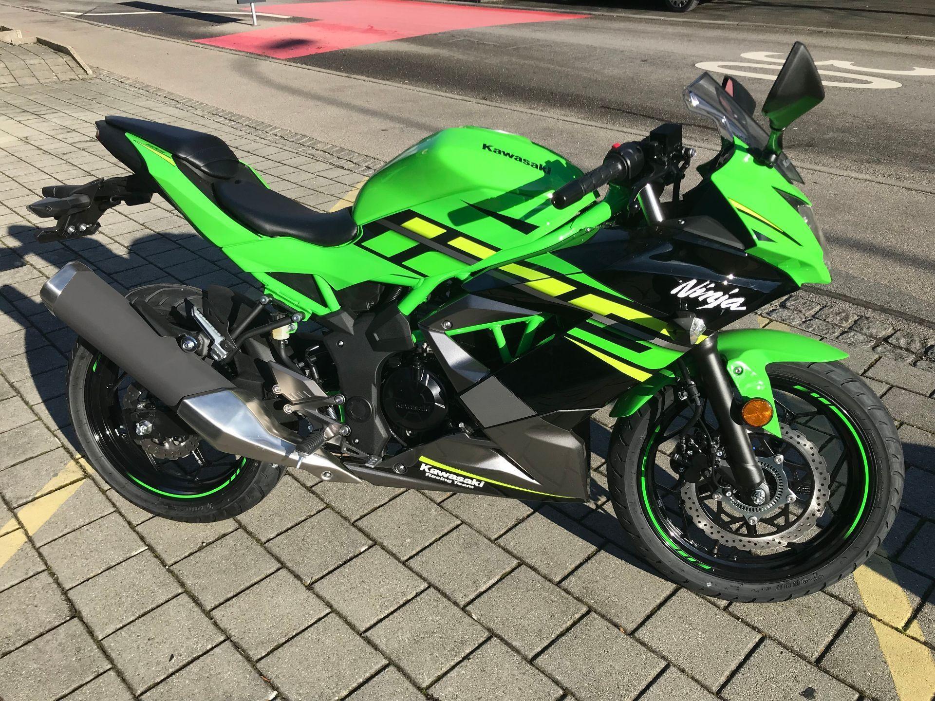 Buy Motorbike New Vehiclebike Kawasaki Ninja 125 Se Krt 2 Rad