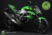 Motorrad Mieten & Roller Mieten KAWASAKI Z 125 (Naked)