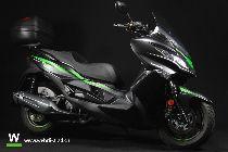 Motorrad kaufen Occasion KAWASAKI J 125 (roller)