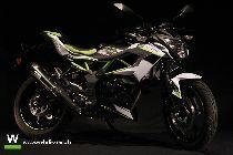 Acheter une moto Démonstration KAWASAKI Z 125 (naked)