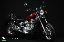 Motorrad kaufen Occasion KAWASAKI VN 750 (custom)