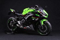 Motorrad Mieten & Roller Mieten KAWASAKI Ninja 650 (Sport)