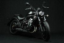 Motorrad Mieten & Roller Mieten KAWASAKI Vulcan S 650 ABS (Custom)
