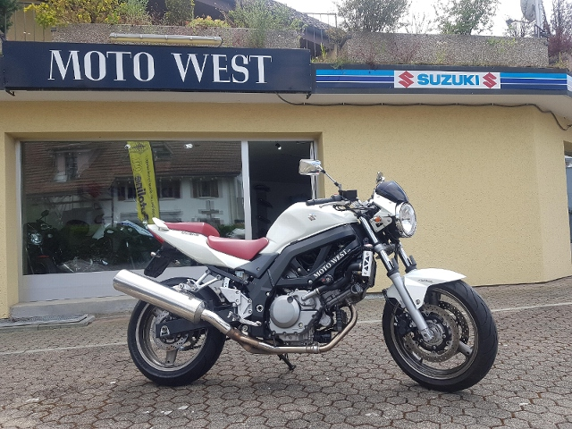 Motorrad kaufen SUZUKI SV 650 A ABS Occasion