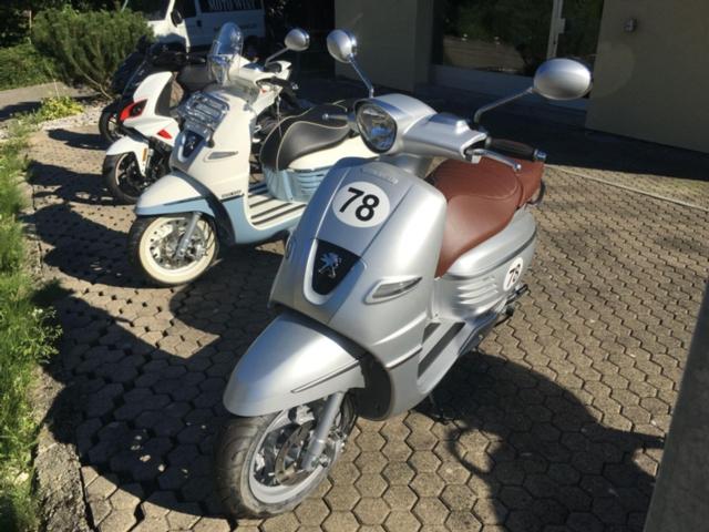 Motorrad kaufen PEUGEOT Django 125 Vorjahresmodell